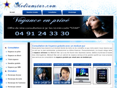 Voyance gratuite par telephone avec medium star